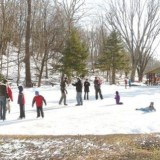 Frenchtown Borough Park Ice Skating Rink Guidelines