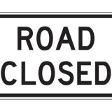 Creek Road closed for construction starting 9/15/14