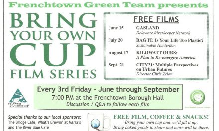 "Bring Your Own Cup Film Series continues with ""Bag It"" on Friday, July 20"