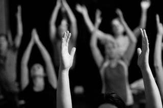 Thanksgiving Day Yoga to benefit Frenchtown Food Pantry
