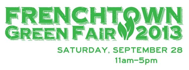 Frenchtown Green Fair 2013