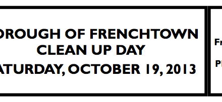 Frenchtown Clean Up Day