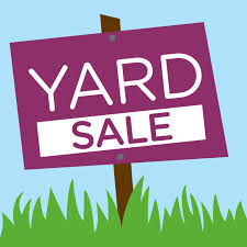 Register for Town-Wide Yard Sale