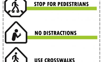 "Frenchtown Launches ""Street Smart"" Pedestrian Safety Campaign"