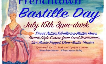 FRENCHTOWN'S BASTILLE DAY TO CELEBRATE THE ARTS