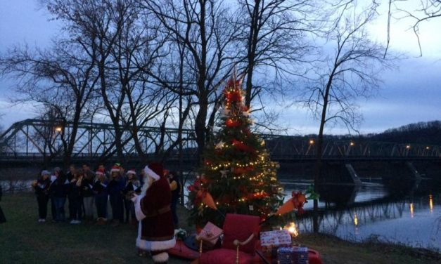 Celebrate the Holidays in Frenchtown