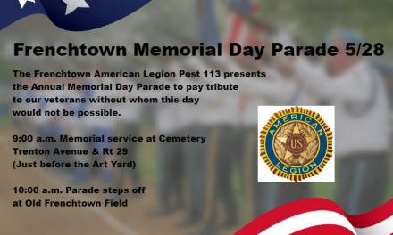 Frenchtown Memorial Day Parade 5/28