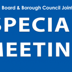Special Joint Meeting: May 30th at 7pm