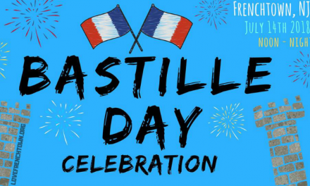 Bastille Day Fete, July 14th