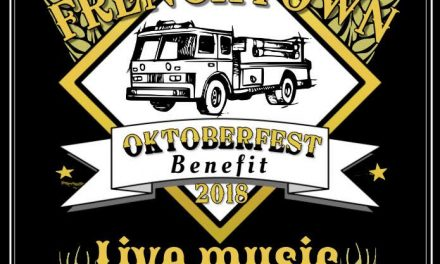 Oktoberfest Benefit at The National Hotel, Sunday, October 7th