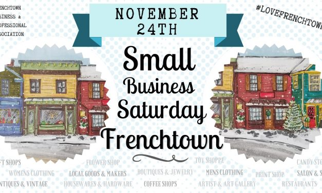 Support Our Local Shops! Small Business Saturday, November 24th
