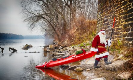 Frenchtown Welcomes Visitors to Wrap Themselves in Small Town Warmth This Holiday Season