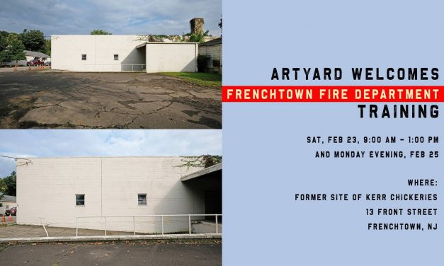 Frenchtown Fire Department Training, Saturday, February 23rd