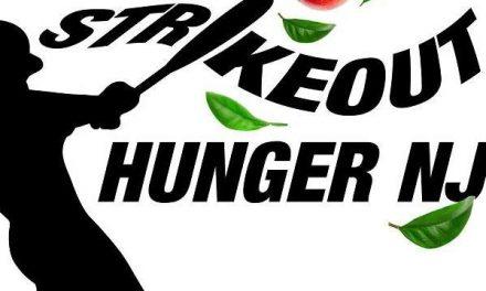 Strikeout Hunger NJ Baseball Tournament – May 4th