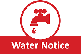 ***Water Notice*** April 18th-23rd