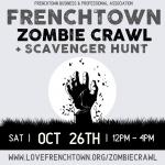 Frenchtown Zombie Crawl