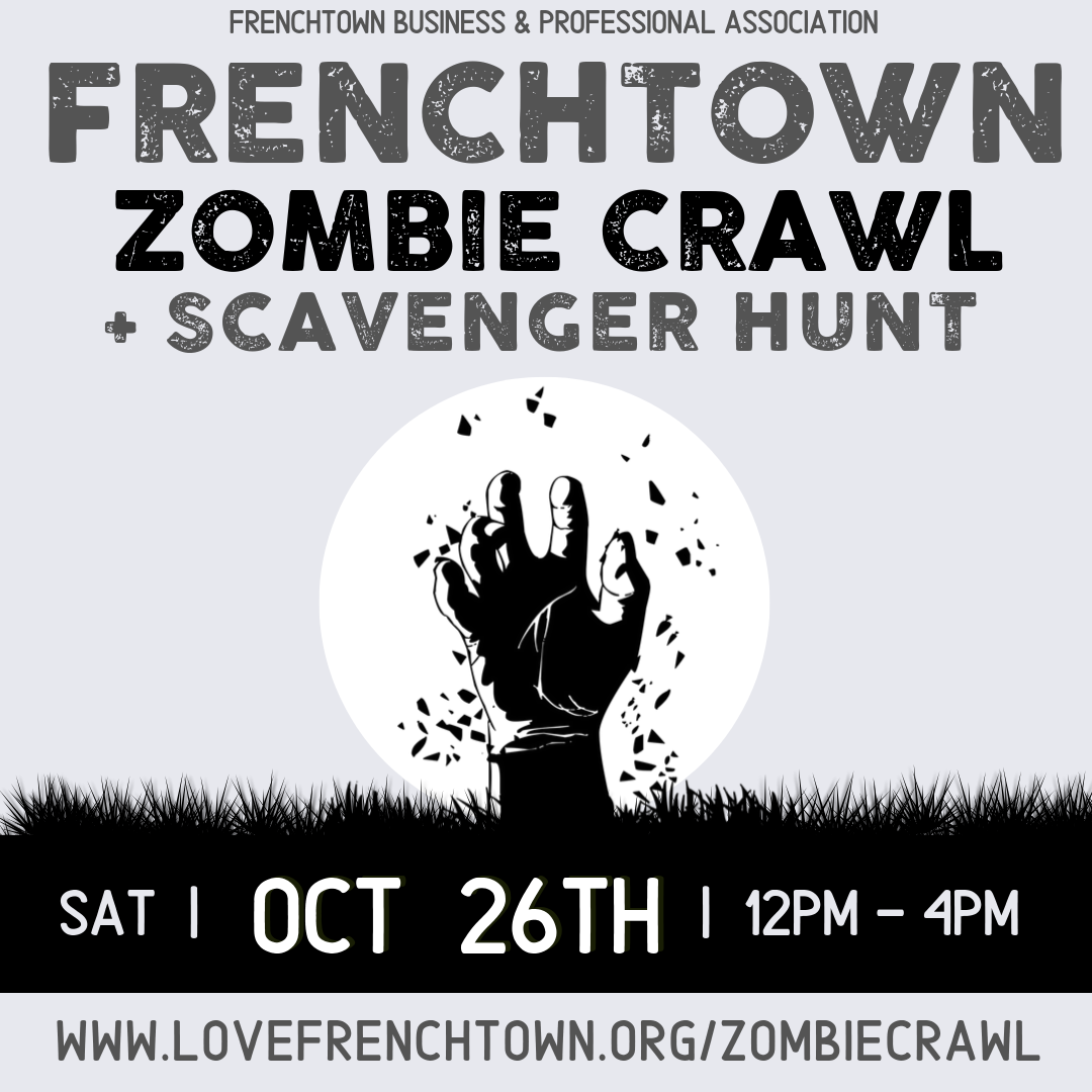 Frenchtown Zombie Crawl