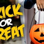 Trick or Treat! October 31st, 6-8pm