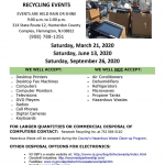 Hunterdon County Electronic Waste Recycling