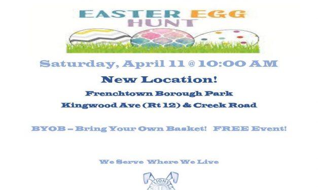 Annual Easter Egg Hunt